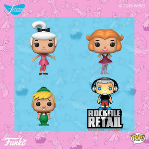 More POP!s from THE JETSONS are coming in December