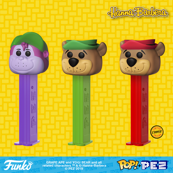 Funko POP! PEZ Incoming