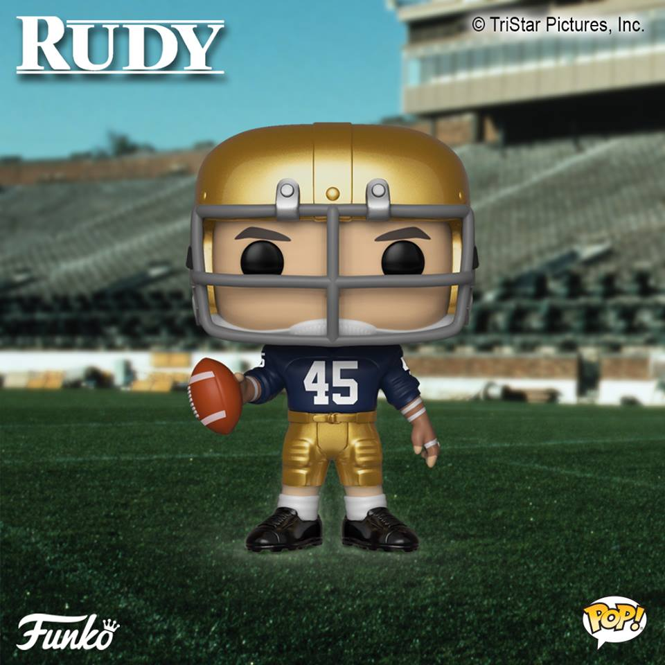 Funko POP! Movies RUDY is coming soon