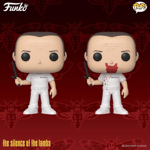 FUNKO POP! SILENCE OF THE LAMBS HANNIBAL COMING SOON