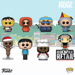 Funko POP! South Park Wave 2