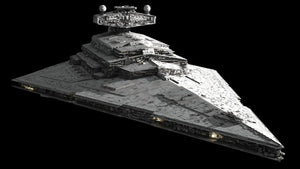Star Wars Star Destroyer Lighting 1:5000 Scale Model Kit coming in August