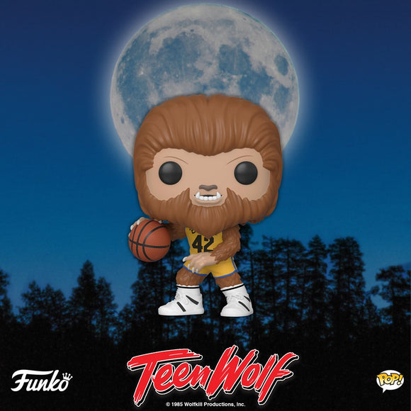 FUNKO POP! TEEN WOLF Is Coming!