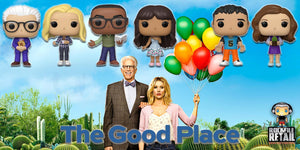 FUNKO POP! TV THE GOOD PLACE