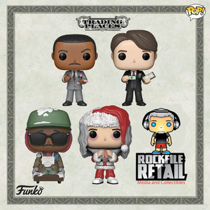 Funko POP! Movies TRADING PLACES