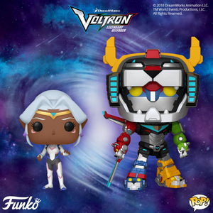 Funko POP! VOLTRON Legendary Defender Figures