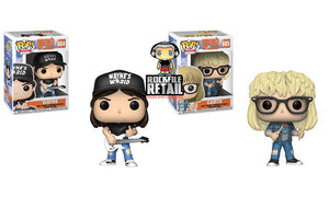 Party with Wayne and Garth, Funko POP! WAYNE'S WORLD is on the way