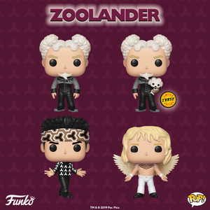 Funko POP! ZOOLANDER Is Coming In April!
