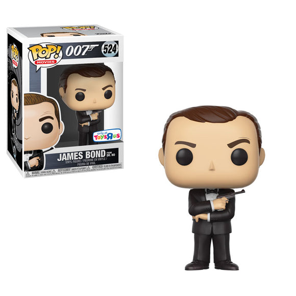 POP Movies 007 James Bond (From Dr. No)