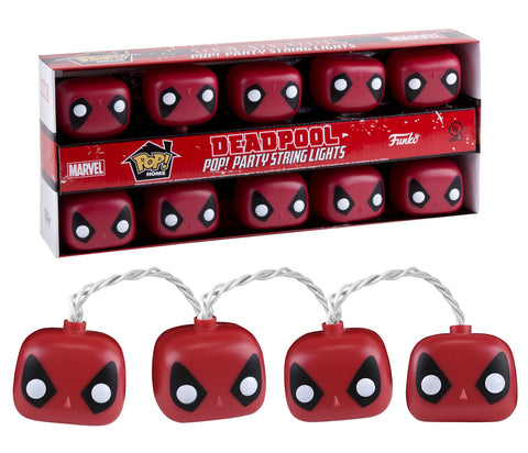 POP! Home Marvel Deadpool Lights