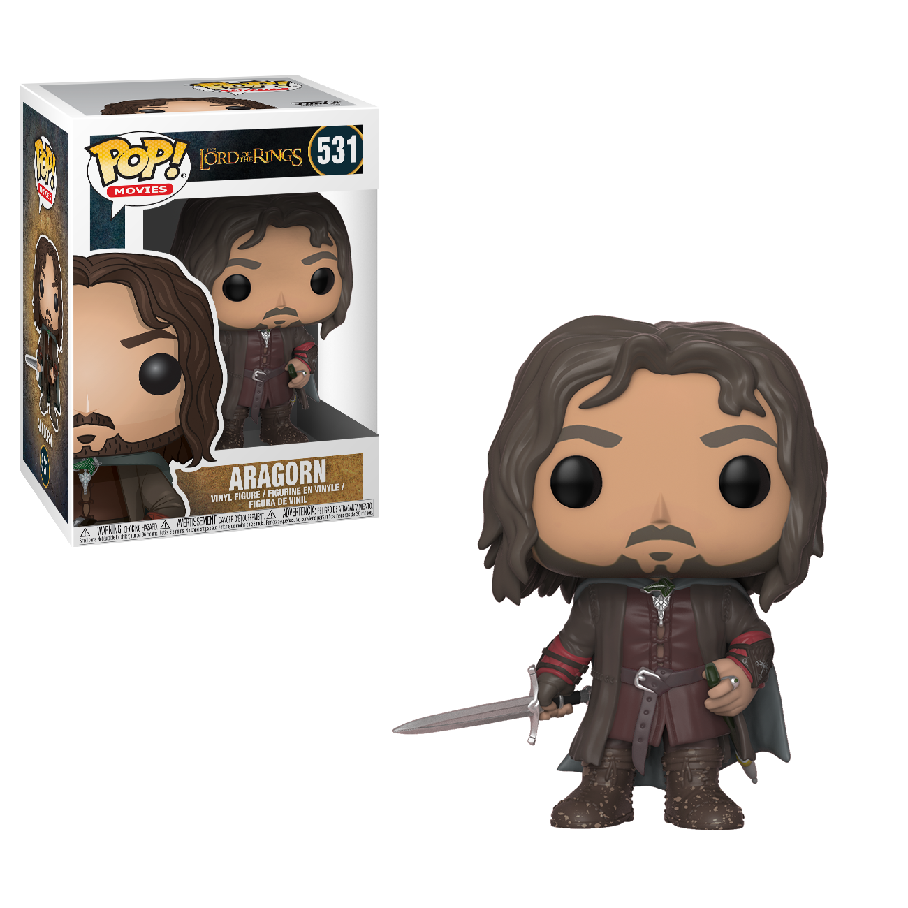 POP! Lord Of The Rings Aragorn