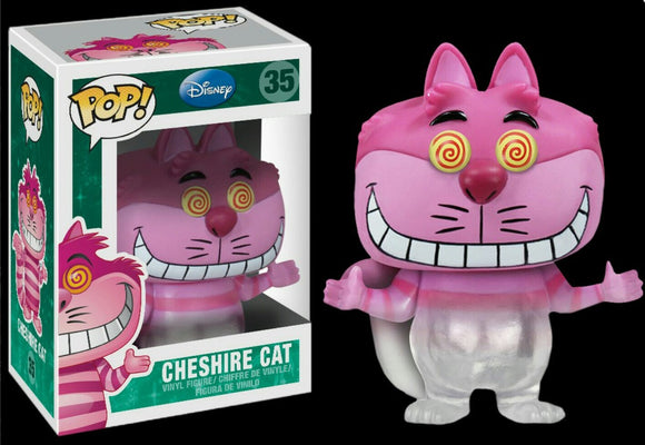 POP! Disney CHESHIRE CAT (fading)