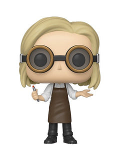 POP! TV Doctor Who 13TH DOCTOR WITH GOGGLES (PRE-ORDER)