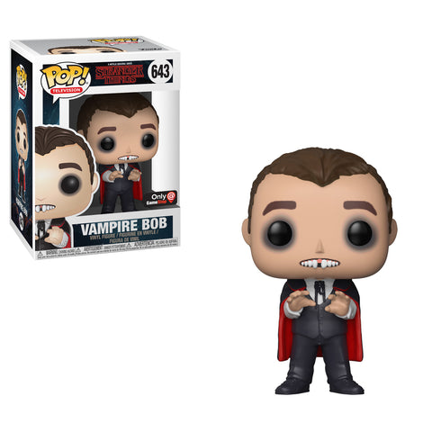 POP! Television Stranger Things: VAMPIRE BOB (exclusive)