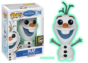 POP! Disney Frozen OLAF GITD (exclusive)
