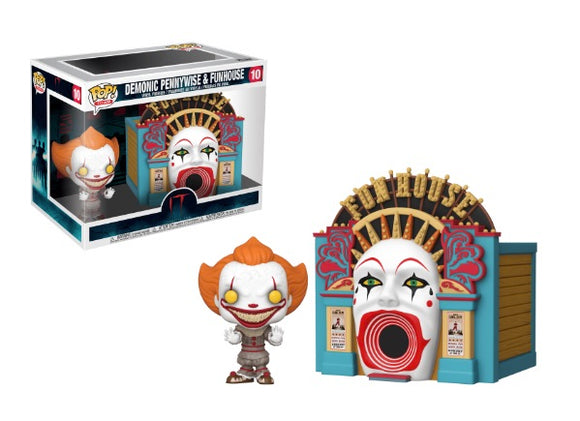 POP! Movies It Chapter 2 PENNYWISE WITH FUNHOUSE