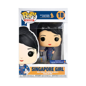 POP! Singapore Girl (PRE-ORDER)