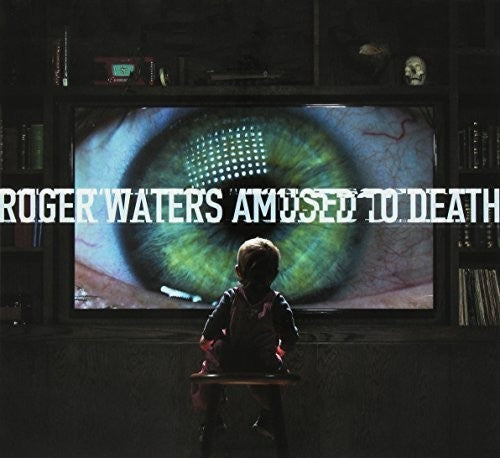 Roger Waters - Amused To Death Vinyl (PRE-ORDER)