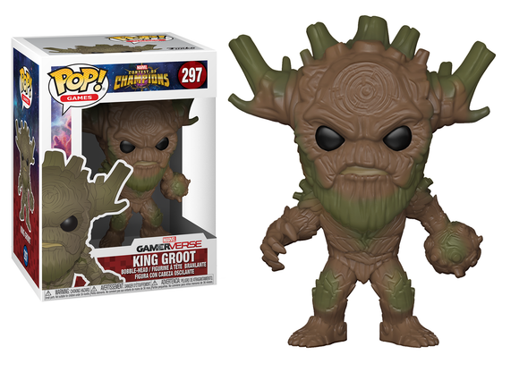 POP! Games Marvel COC King Groot