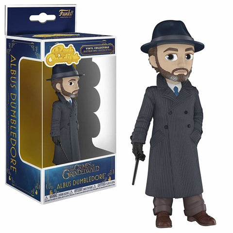 ROCK CANDY Fantastic Beasts: The Crimes of Grindelwald ALBUS DUMBLEDORE (PRE-ORDER)