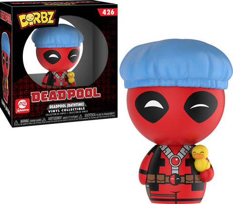 DORBZ Deadpool (Bathtime) (Exclusive)