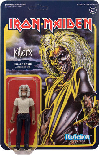 IRON MAIDEN - Reaction Figure: Killers