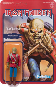 Iron Maiden Reaction Figure - Trooper