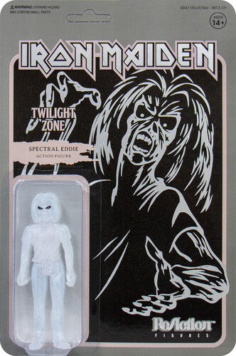 IRON MAIDEN - Reaction Figure: Twilight Zone (Single Art) (PRE-ORDER)