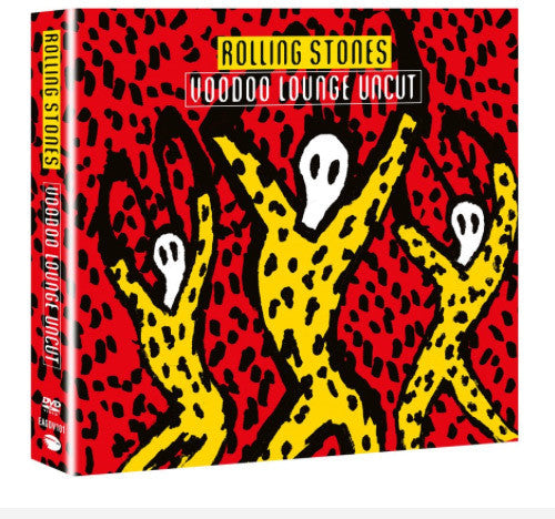 The Rolling Stones - Voodoo Lounge Uncut CD+DVD (PRE-ORDER)