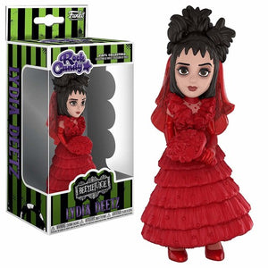 ROCK CANDY Beetlejuice LYDIA DEETZ (Red Wedding Dress) (PRE-ORDER)