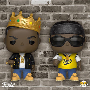 POP! Rocks Notorious B.I.G. 2-Pack bundle (PRE-ORDER)