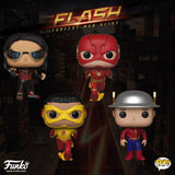 POP! Television The Flash 4-Pack Bundle (PRE-ORDER)