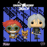 POP! Animation COWBOY BEBOP 20th Anniversary 2-Pack Bundle