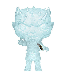 POP! Television Game Of Thrones CRYSTAL NIGHT KING WITH DAGGER IN CHEST (PRE-ORDER)