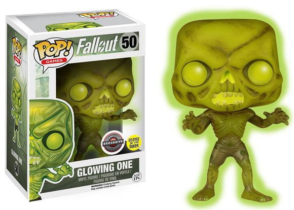 POP! Games Fallout Glowing One (GITD exclusive)