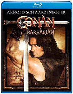 CONAN THE BARBARIAN (International Cut) Blu-Ray