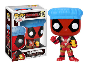 POP! Marvel DEADPOOL (Bathtime) (exclusive)