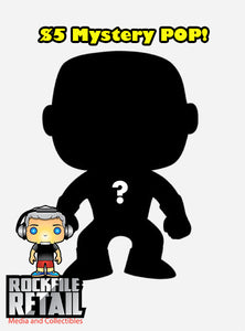 $5 RANDOM MYSTERY POP! (NOT Mint)