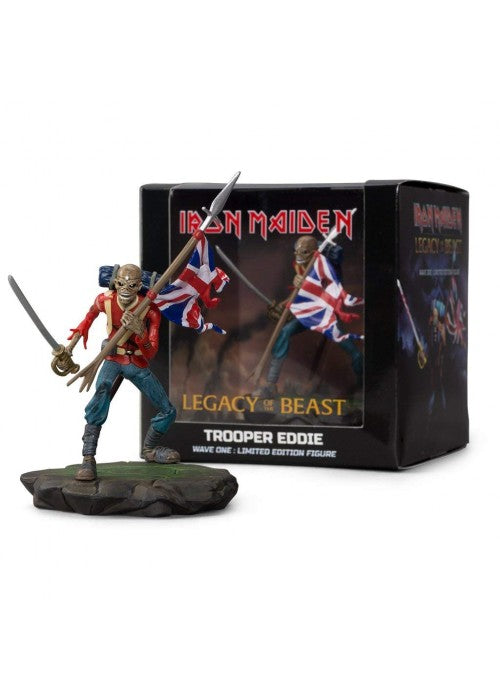IRON MAIDEN - Legacy of The Beast Trooper Eddie