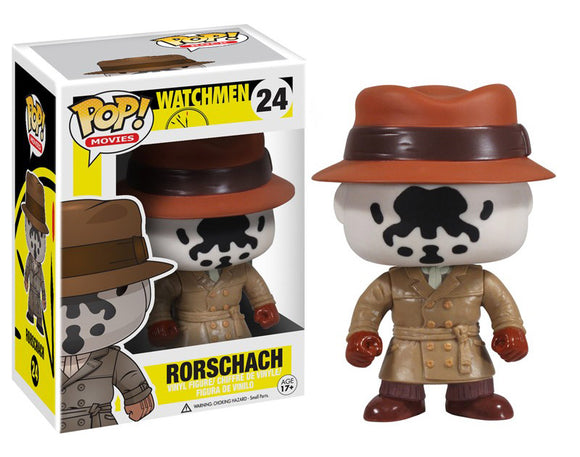 POP! Movies Watchmen - Rorschach (vaulted)