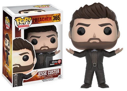 POP! Television Jesse Custer (Arms Out exclusive)