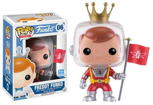 POP! Freddy Funko (Astronaut) (w/ Flag)
