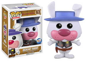 POP! Animation Ricochet Rabbit (Flocked exclusive)