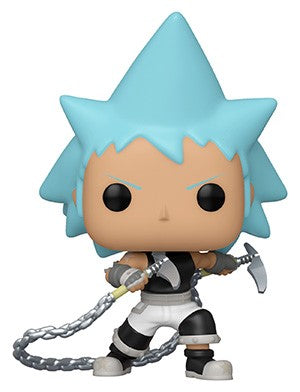 POP! Animation Soul Eater BLACK STAR (PRE-ORDER)