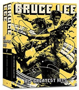 BRUCE LEE: His Greatest Hits Criterion Collection Blu-Ray Box Set (PRE-ORDER)