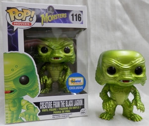 POP! Movies CREATURE FROM THE BLACK LAGOON (metallic)
