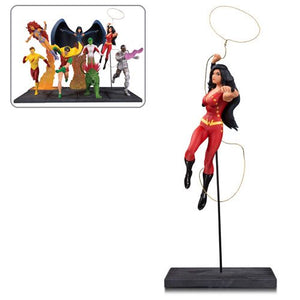 The New Teen Titans Wonder Girl Statue