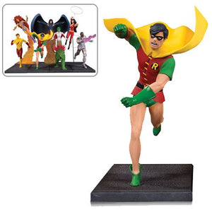 The New Teen Titans Robin Multi-Part Statue (PRE-ORDER)