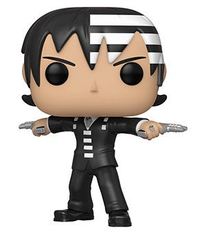 POP! Animation Soul Eater DEATH THE KID (PRE-ORDER)
