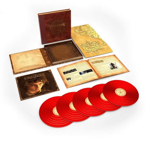 The Lord of the Rings: The Fellowship of the Ring - Complete Recordings Vinyl (PRE-ORDER)
